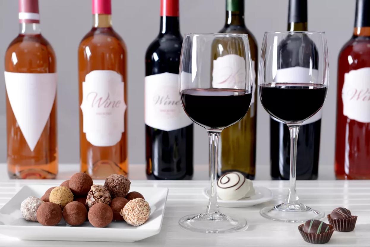 Wine and aperitifs